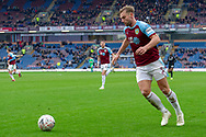 Burnley defender Charlie Taylor (3) during the The FA Cup 3rd round match between Burnley and Barnsley at Turf Moor, Burnley, England on 5 January 2019.