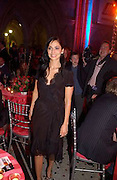Natalie Imbruglia, Johnny English  premiere party, Royal Courts of Justice, The Strand. 6 April 2003. © Copyright Photograph by Dafydd Jones 66 Stockwell Park Rd. London SW9 0DA Tel 020 7733 0108 www.dafjones.com