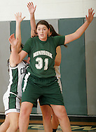 Minisink Valley's Stefanie Dolson (31) works for position during a game against Cornwall in Cornwall on Dec. 11, 2009.