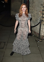 February 18, 2019 - London, United Kingdom - Josephine de la Baume at the Naked Heart Foundation's Fabulous Fund Fair at the Roundhouse, Chalk Farm (Credit Image: © Keith Mayhew/SOPA Images via ZUMA Wire)