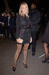 Estelle Lefebure attending L'Oreal Paris X Balmain party at Ecole de Medecine during Paris Fashion Week Spring Summer 2018 held in Paris, France on September 28, 2017. Photo by Julien Reynaud/APS-Medias/ABACAPRESS.COM