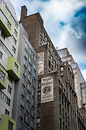 NEW YORK  2020V10<br /> <br /> Nytt och gammlat möts i New York<br /> <br /> Foto: Per Danielsson/Projekt.P