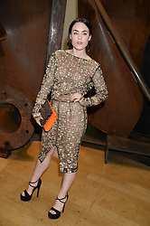TALLULAH HARLECH at the preview party for The Royal Academy Of Arts Summer Exhibition 2013 at Royal Academy of Arts, London on 5th June 2013.
