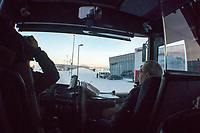 Bus Tour of Kirkenes and the Russian Border. Image taken with a Nikon 1 V2 camera and 10 mm f/2.8 lens.