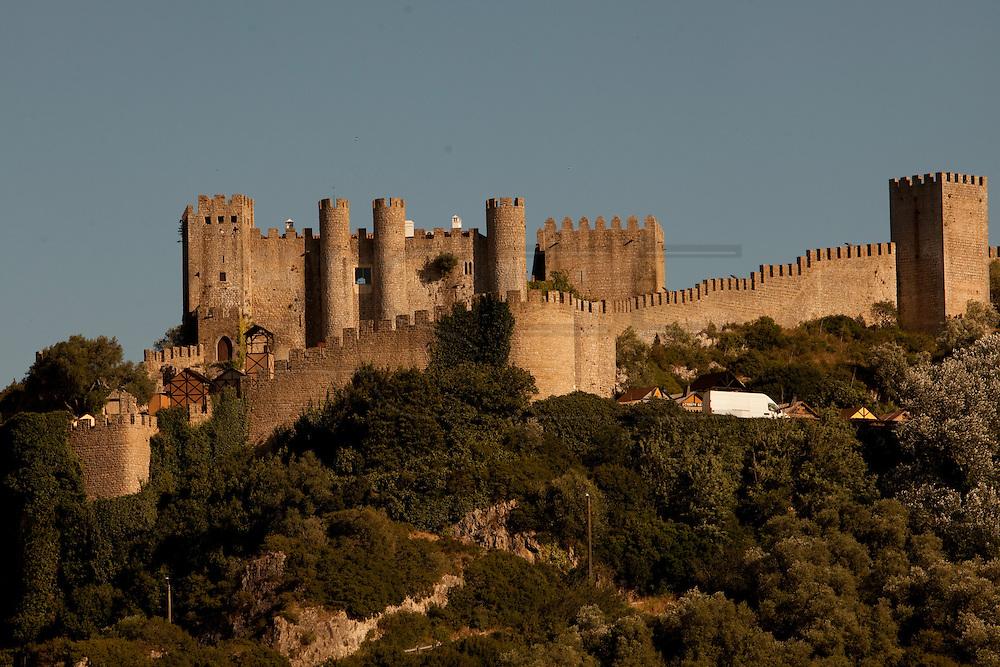 Castle of Obidos, Portugal 15/07/2012