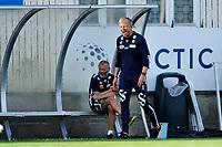 Fotball , Eliteserien<br /> 12.07.2021 , 20210712<br /> Grorud - Aalesund<br /> Aalesunds trener Lars Arne Nilsen <br /> Foto: Sjur Stølen / Digitalsport