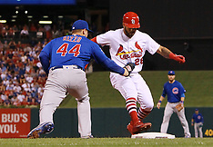 Chicago Cubs v St. Louis Cardinals - 26 Sept 2017