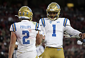 NCAA Football-UCLA at Stanford-Oct 17, 2019