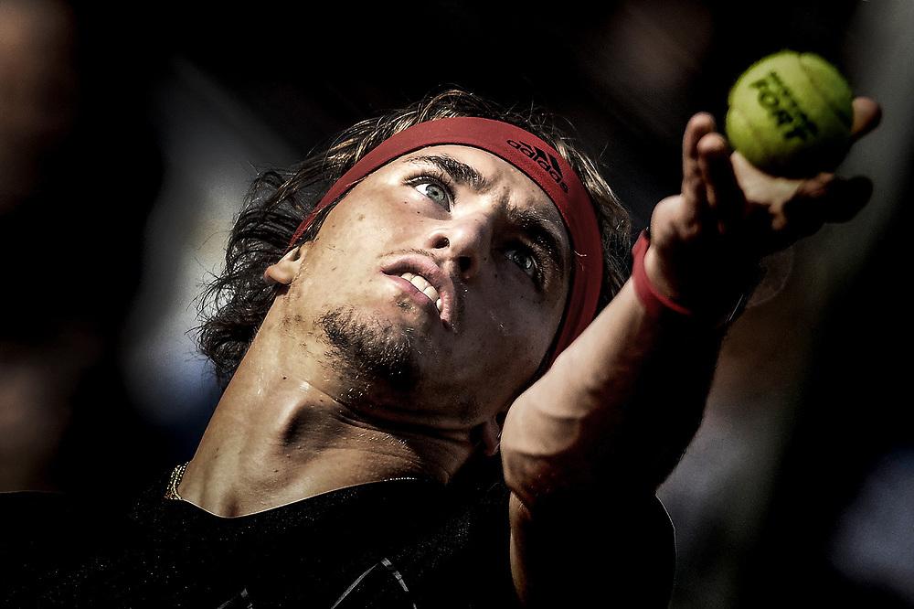 Alexander Zverev (GER)<br /> Roma 17-05-2018 Foro Italico, Tennis Internazionali di Tennis d'Italia <br /> Foto Antonietta Baldassarre / Insidefoto