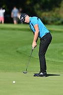 Matt Wallace (ENG) during the BMW PGA Championship at Wentworth Club, Virginia Water, United Kingdom on 18 September 2019.