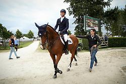 Deusser Daniel, GER, Equita van T Zorgvliet<br /> Stephex Masters 2016<br /> © Sharon Vandeput<br /> 4/09/16