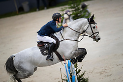 Allen Bertram, IRL, Harley van den Bisschop<br /> CHI Genève 2018<br /> © Hippo Foto - Dirk Caremans<br /> 06/12/2018