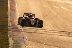 February 28, 2019 - Montmelo, BARCELONA, Spain - CATALONIA, BARCELONA, SPAIN, 28 February. #4 Lando Norris driver of McLaren F1 during the winter test at Circuit de Barcelona Catalunya. (Credit Image: © AFP7 via ZUMA Wire)