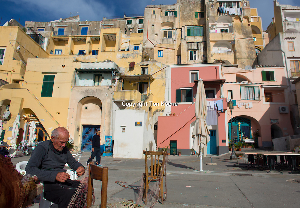 Procida Island, one hour boat ride from naples