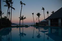 Pool and Palms, Hamilton Island, Queensland, Australia