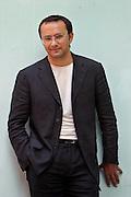 "Moscow, Russia, 27/06/2004..The 26th Moscow Film Festival..Andrei Zvyagintsev, director of awrd winning film ""Vozvrashchenie"" [""The Return""]."