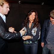 NLD/Amsterdam/20111006 - Lancering Playboy met Amanda Krabbe, met Rutger Castricum, Zarayda Groenhart en Jan Heemskerk