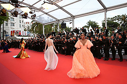 Naomi King attends the screening of A Hidden Life (Une Vie Cachee) during the 72nd annual Cannes Film Festival on May 19, 2019 in Cannes, France. Photo by Shootpix/ABACAPRESS.COM