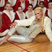 WEST CHESTER, PA - DECEMBER 02:  Recording Artist, Ashlee Keating performs live at QVC Network Old Fashioned Christmas Parade on December 2, 2016 in West Chester, Pennsylvania.  (Photo by Lisa Lake/Getty Images for Ashlee Keating)