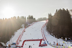 View on the course during Men Giant Slalom race of FIS Alpine Ski World Cup 54th Vitranc Cup 2015, on March 14, 2015 in Kranjska Gora, Slovenia. Photo by Ziga Zupan / Sportida