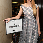 Margarita Aleks is a Model/Actress attend the Grand Final MISS USSR UK 2019 at ton On Park Lane on 27 April 2019, London, UK.