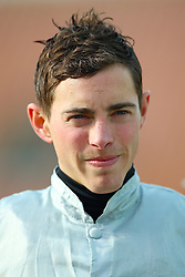 Jockey James Doyle, winner of the bet365 Feilden Stakes during day one of The Bet365 Craven Meeting at Newmarket Racecourse, Newmarket.
