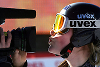 Die zweite Lindsey C. Kildow (USA) kuesst in die Kamera. © Valeriano Di Domenico/EQ Images