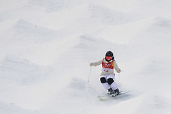 February 9, 2018 - Pyeongchang, South Korea - 180209 Hedvig Wessel of Norway compete in the Women's Moguls Qualification during the 2018 Winter Olympics on February 9, 2018 in Pyeongchang..Photo: Petter Arvidson / BILDBYRÃ…N / kod PA / 91955 (Credit Image: © Petter Arvidson/Bildbyran via ZUMA Press)