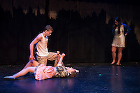 St Paul's School dress rehearsal for Batboy the Musical May 22, 2013.  Karen Bobotas Photographer