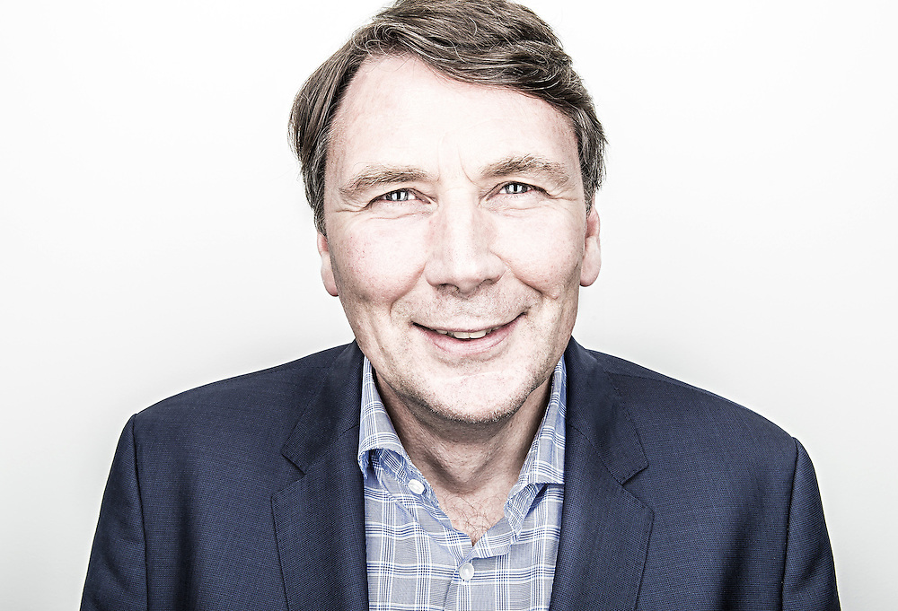 David Thodey, CEO of Telstra in the company's Sydney HQ