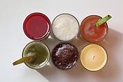 Belo Horizonte_MG, Brasil...Detalhe de sucos naturais...Detail of naturals juices...Foto: BRUNO MAGALHAES / LEO DRUMOND / NITRO