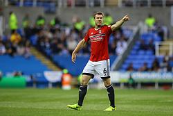 Kevin McDonald of Fulham signals to his team mates - Mandatory by-line: Jason Brown/JMP - 16/05/2017 - FOOTBALL - Madejski Stadium - Reading, England - Reading v Fulham - Sky Bet Championship Play-off Semi-Final 2nd Leg