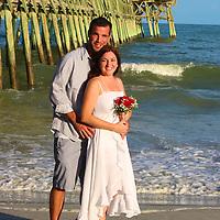 Love in Garden City Beach