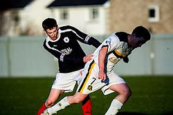 Falkirk's Conor McGrandles..Dumbarton 0 v 2 Falkirk, 23/2/2013..©Michael Schofield.