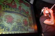 Talib Kweli at BlackSmith Music Presents Talib Kweli, Pete Rock, & Smif n Wesson(Buck Shot & Stelle) at The American Museum of Natural History on June 27, 2008..BlackSmith Music comes out swinging with ground breaking HipHop Concert series at the world reknowned The Museum of Natural History.Blacksmith Music Corp established in 2006 as a label to combat the norm, the norms being mainstream music as well as underground. As those segments of music attack each other over what quality music should be, Blacksmith shows the world what quality music is. It?s opening roster of artists, Talib Kweli, Jean Grae, and Strong Arm Steady.