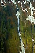 Waterfalls, Sitka, Alaska