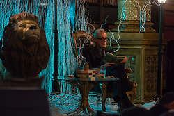 """Actor Bill Nighy, visited Narnia® to read the ultimate bedtime story purely for grown-ups. Resident psychologist for sleep technology brand, Simba, Hope Bastine, also discussed why it's time for adults to reclaim the bedtime story to relieve stress and restore calm.<br />  <br /> The evening hosted at Gladstone Library celebrated the launch of the Simba Motion Base, saw Nighy read an extract of The Lion, the Witch and the Wardrobe by C.S Lewis after it topped a poll of children's books that grown-ups would most like to re-read as adults.<br />  <br /> The study of 2000 UK adults into classic children's and young adult literature placed C. S. Lewis's classic in the top spot, followed by the Secret Garden, The Railway Children and Charlie and the Chocolate Factory.<br />  <br /> Actor, Bill Nighy, said, """"Children often arrange to be at their most entertaining around bedtime. It's a time-honoured sleep delaying strategy. A story is the traditional trade off and one of the nicest things that ever happens for parent and child. It's a profound exchange that informs the rest of our lives and a story doesn't stop being delicious when we become adults."""". LONDON, May 31 2018."""