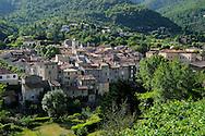 France, Languedoc Roussillon, Gard (30), Cevennes, Aulas, région le Vigan