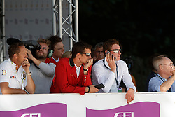 Philippaerts Olivier, Clemens Pieter, BEL<br /> FEI Nations Cup - CHIO Rotterdam 2017<br /> © Hippo Foto - Dirk Caremans<br /> Philippaerts Olivier, Clemens Pieter, BEL