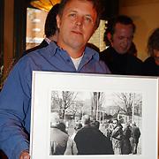 Presentatie Unicef CD Amsterdam, Bob Fosko
