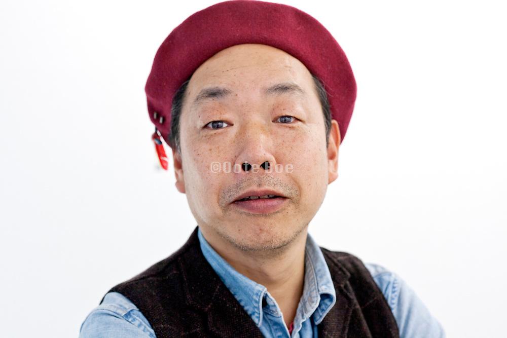 artist Yoshiaki KAIHATSU January 2018