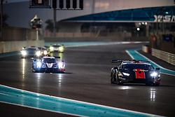 December 15, 2018 - Abu Dhabi, EMIRATS ARABES UNIS - 87 GDL RACING LAMBORGHINI SUPER TROFEO EVO GT3 GT CUP MARIO CORDONI (ITA) STEVEN LIQUORISH (GBR) DIMITRIS DEVERIKOS  (Credit Image: © Panoramic via ZUMA Press)