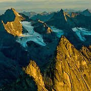 North America, United States, US, Northwest, Pacific Northwest, West, Alaska, Gates of ther Arctic, Gates, Gates of the Arctic National Park, Gates of the Arctic NP, National Park, Arctic Circle, Continental Divide, Rugged Arrigetch Peaks in Gates of the Arctic National Park and Preserve, Alaska.