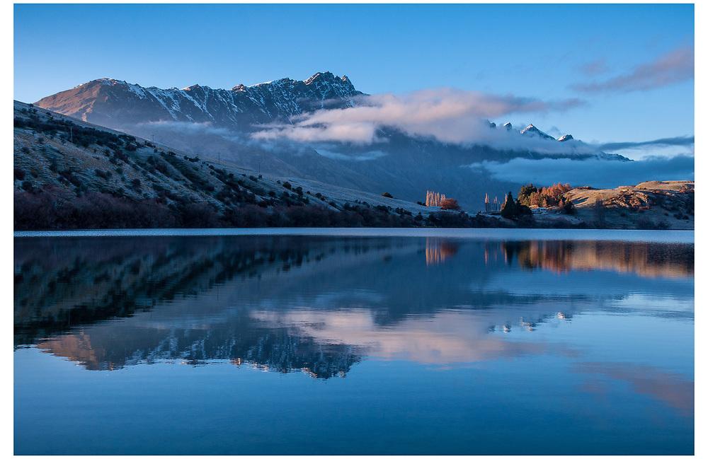 Lake Johnson, Queenstown, Otago