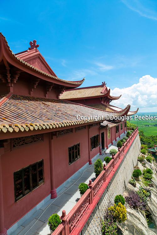 Long Son Pagoda, Chau Doc, Vietnam, Asia