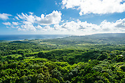 View south east from Indian Ground/Prospect, St. Peter, Barbados