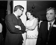 20/04/1970<br /> 04/20/1970<br /> 20 April 1970<br /> Tynagh Mines Dinner Dance at Loughrea, Co. Galway. Joe McPailand and Anne Flaherty and Mr. D. Moloney Stores, IBM Tynagh.