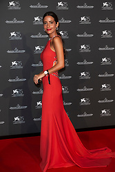 Maria Fernandez Rubies attends the Jaeger Le-Coultre Gala night held at Arsenale Docks during the 75th Venice Film Festival at Sala Grande on September 4, 2018 in Venice, Italy. Photo by Marco Piovanotto/ABACAPRESS.COM