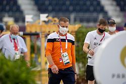 Hoogendoorn Arie, NED<br /> Olympic Games Tokyo 2021<br /> © Hippo Foto - Dirk Caremans<br /> 07/08/2021