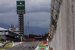 May 13, 2018 - Barcelona, Catalonia, Spain - 44 Lewis Hamilton from Great Britain Mercedes W09 Hybrid EQ Power+ team Mercedes GP during the Spanish Formula One Grand Prix at Circuit de Catalunya on May 13, 2018 in Montmelo, Spain. (Credit Image: © Xavier Bonilla/NurPhoto via ZUMA Press)